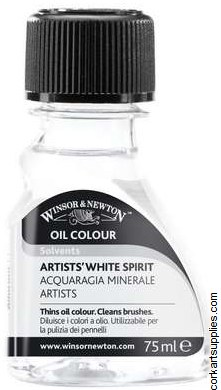Winsor & Newton 75ml Artists White Spirits