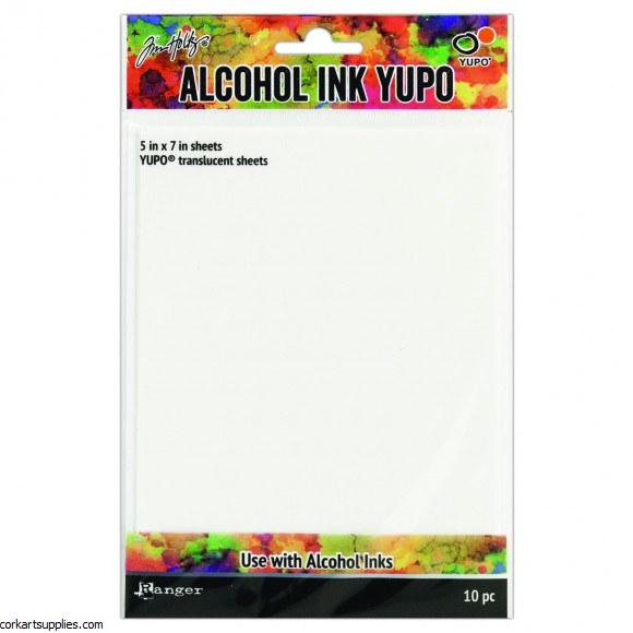 Alcohol Yupo Paper 5x7