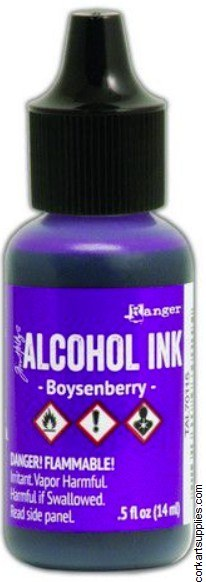 Alcohol Ink 14ml Boysenberry