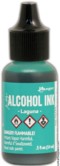 Alcohol Ink 14ml Laguna