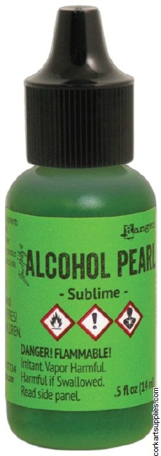 Alcohol Ink 14ml Pearls Sublime