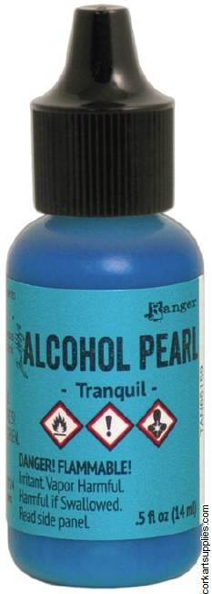 Alcohol Ink 14ml Pearls Tranquil