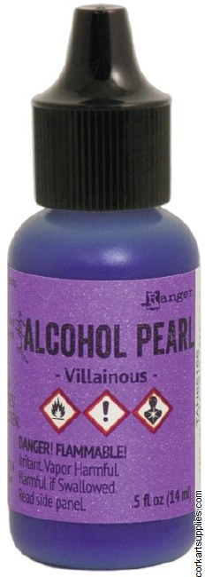 Alcohol Ink 14ml Pearls Villainous