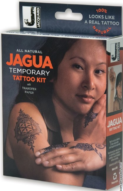 Jacquard Temporary Tattoo 8pk
