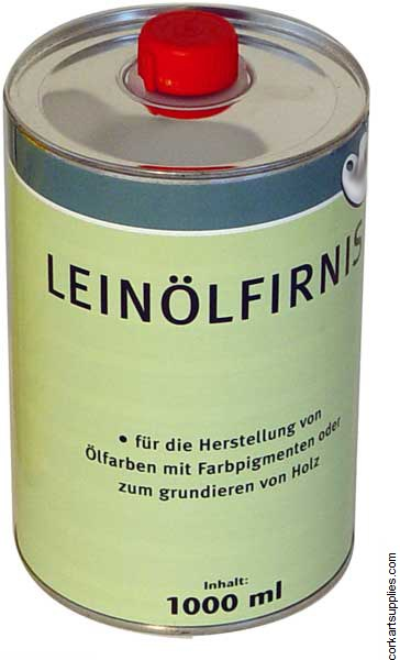 Mal Linseed Oil 1Litre
