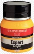 Amsterdam Expert Acrylic 400ml Cad Yel Deep