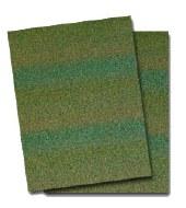 Felt Paper-Green-50x70cm 10pk