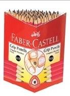 Pencil Hand Hugger Faber 12pk