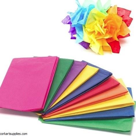 Tissue Paper Asst 20x27