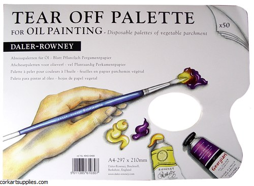 Palette Tear Off A4 D/R