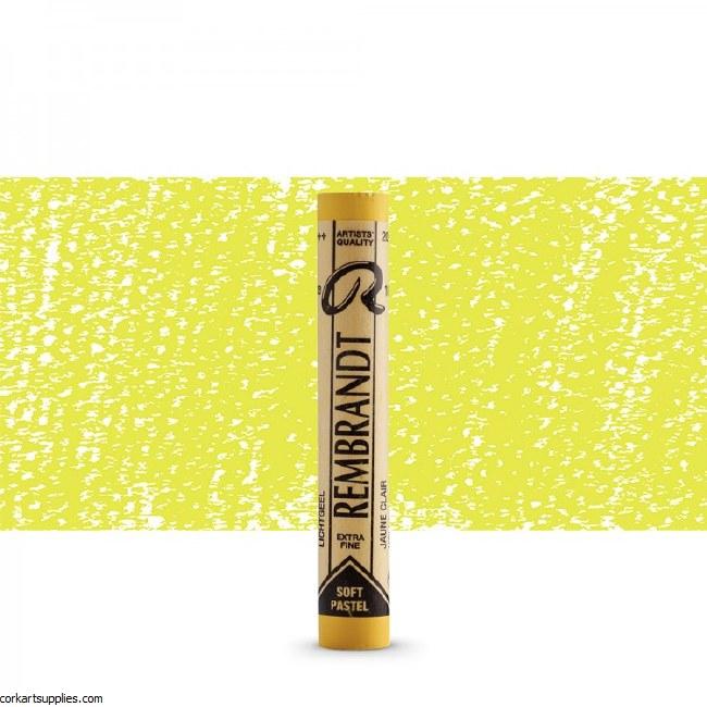 Rembrandt Pastels 201.5 Light Yellow