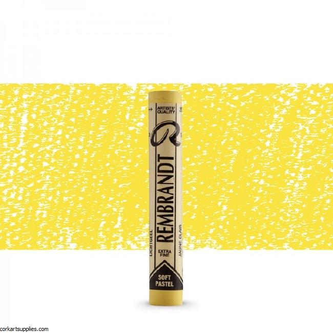 Rembrandt Pastels 201.7 Light Yellow