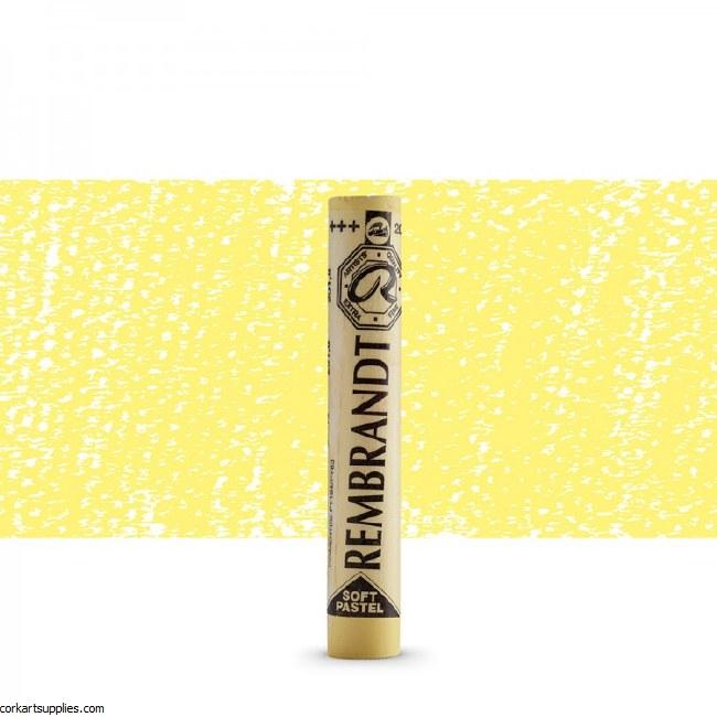 Rembrandt Pastels 201.8 Light Yellow