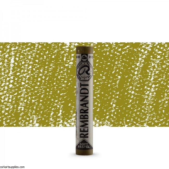 Rembrandt Pastels 202.3 Deep Yellow