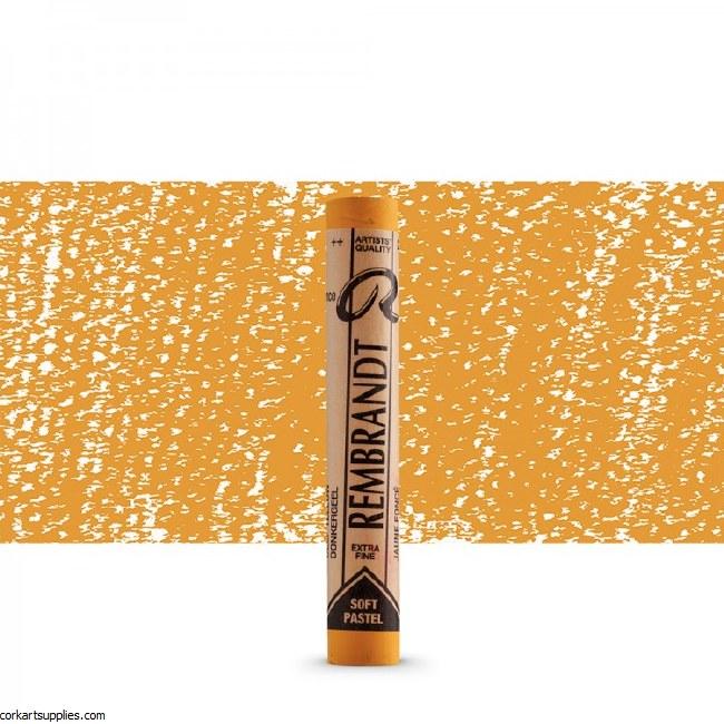 Rembrandt Pastels 202.5 Deep Yellow