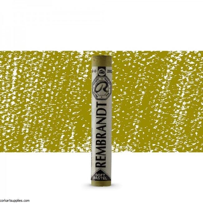 Rembrandt Pastels 205.3 Lemon Yellow