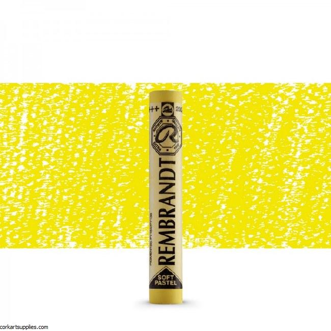 Rembrandt Pastels 205.5 Lemon Yellow