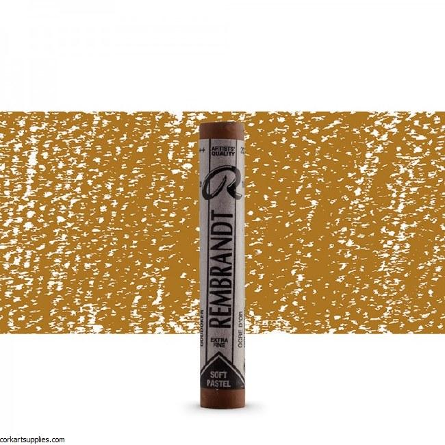 Rembrandt Pastels 231.3 Gold Ochre