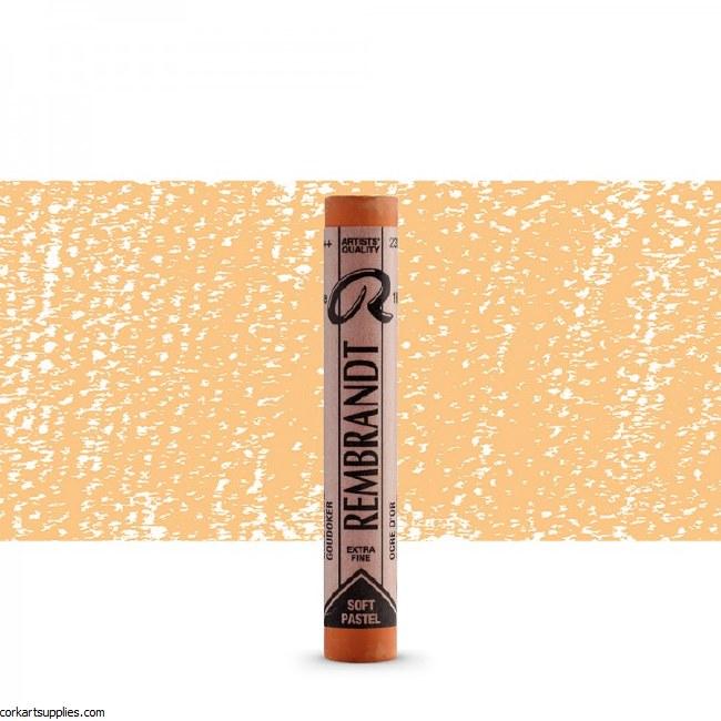 Rembrandt Pastels 231.5 Gold Ochre