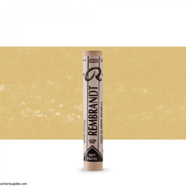 Rembrandt Pastels 234.10 Raw Sienna