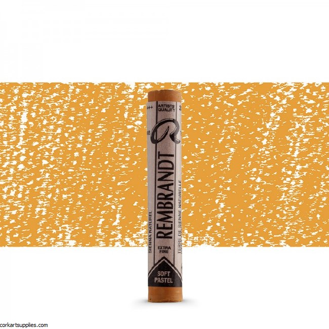 Rembrandt Pastels 234.5 Raw Sienna