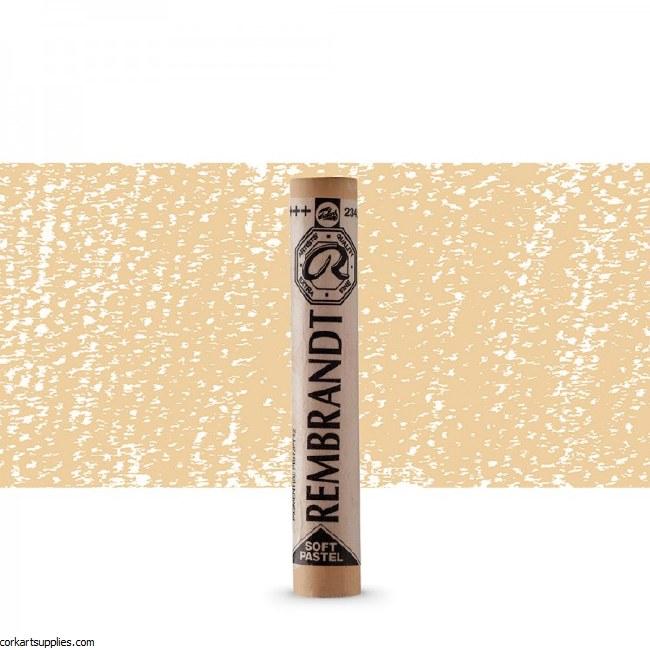 Rembrandt Pastels 234.9 Raw Sienna