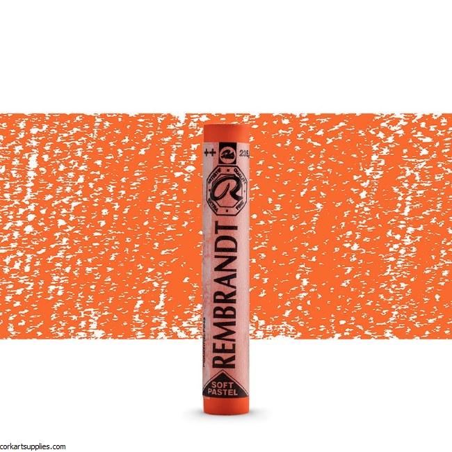 Rembrandt Pastels 235.5 Orange
