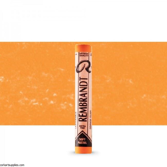 Rembrandt Pastels 236.5 Light Orange