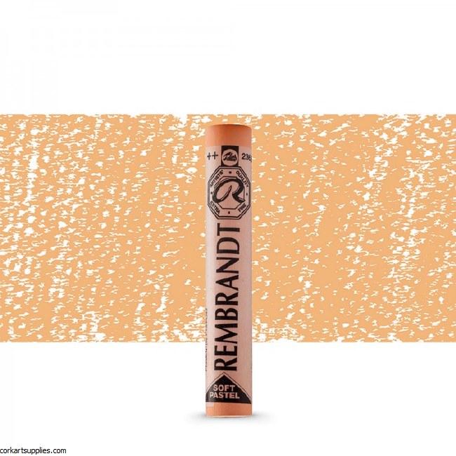 Rembrandt Pastels 236.8 Light Orange