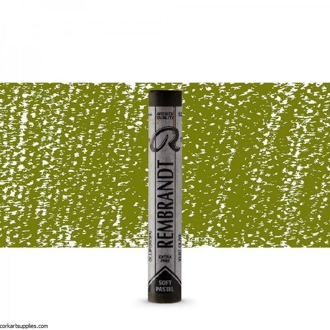 Rembrandt Olive Green Tint 3