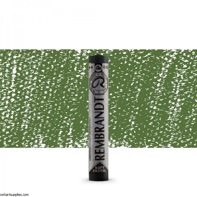 Rembrandt Cinnabar Green Light Tint 3