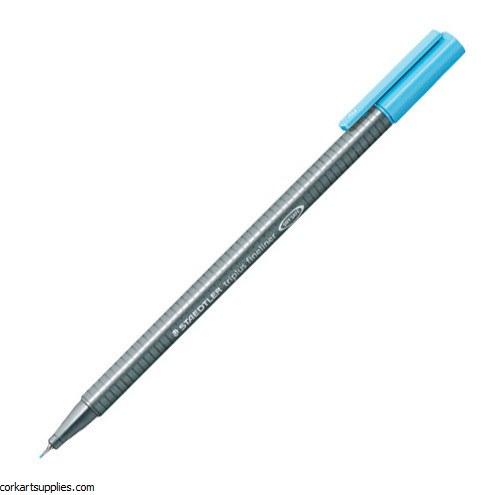 Staedtler Triplus Fineliner Marker 0.3mm Aqua