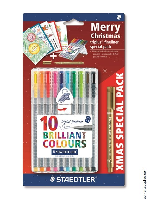 Triplus Fineliner Box 10 Pack