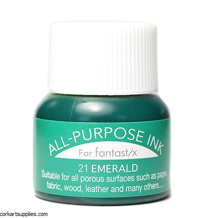 Ink 15ml All Purpose 21 Emerald