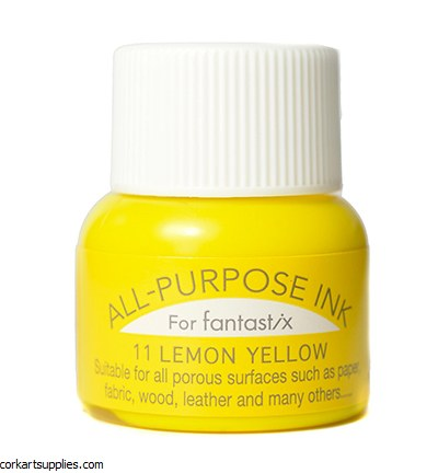 Ink 15ml All Purpose 11 Lemon Yellow