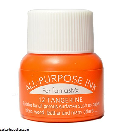 Ink 15ml All Purpose 12 Orange Tangerine