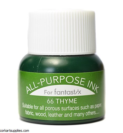 Ink 15ml All Purpose 66 Green Thyme