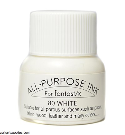 Ink 15ml All Purpose 80 White