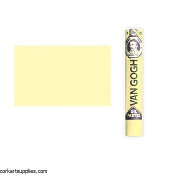 Van Gogh Oil Pastel Pearlescent Yellow Tint 5