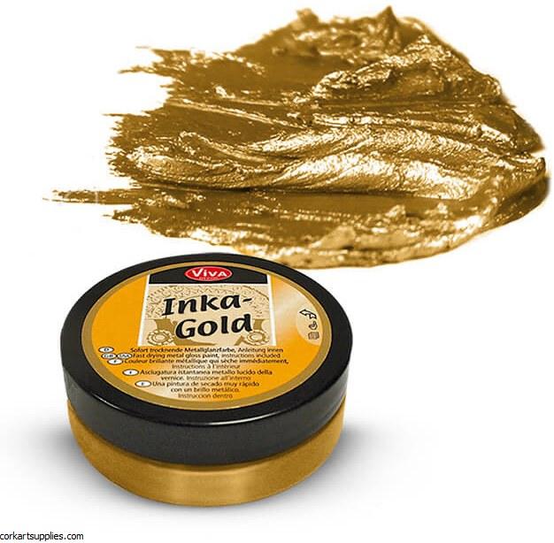 Viva Paste 60ml Old Gold