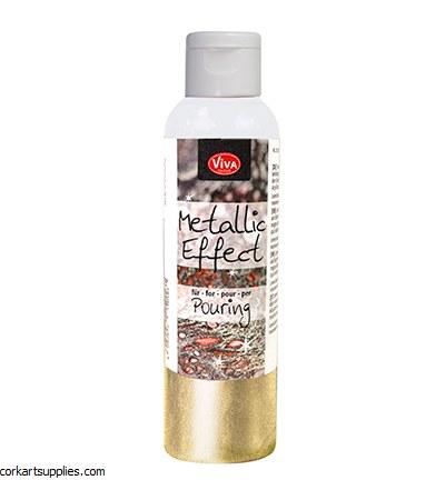 ViVa Pouring Gold Paint 120ml