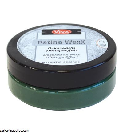 ViVa Decor Patina Wax Green
