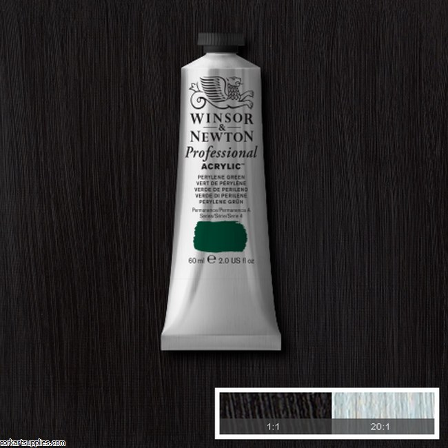 Perylene Green 60ml Artists' Acrylic Winsor & Newton