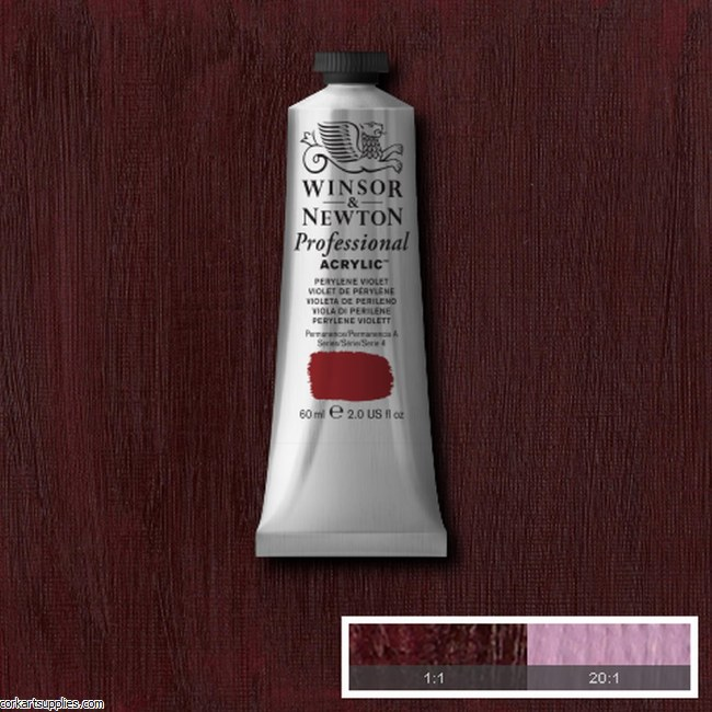 Perylene Violet 60ml Artists' Acrylic Winsor & Newton