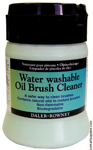Brush Cleaner Oil D/R 250ml