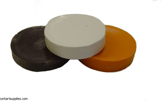 Candle Dye Disc Black