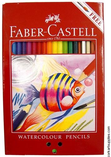 Redline Watercolour Pencils 36 Pack