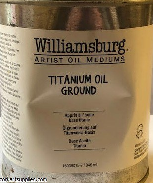 Williamsburg Oil Ground 946ml^