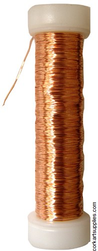 Wire Copper .18mmx25m