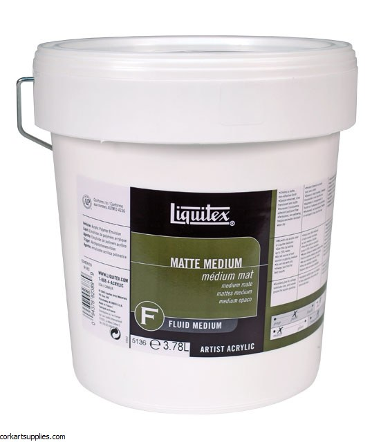 Liquitex Matt Medium 3.75lt